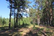 Участок на первой линии озера - Фото 2
