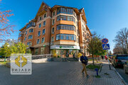 3к квартира 126 м2 Звенигород, ул. Комарова 17, центр, ремонт, мебель - Фото 1