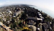 Трехкомнатная квартира в Абхазии город Гудаута, Купить квартиру Гудаута, Абхазия по недорогой цене, ID объекта - 319484571 - Фото 2