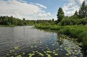 Продаётся участок площ. 15 сот. в д.Юминское на 1-й линии реки Хотча - Фото 5