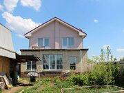 Продается уютный дом площадью 170 кв.м. в жилой деревне. - Фото 1
