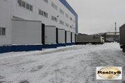 Аренда склада в Подольске 11000м2 класс А+ - Фото 2