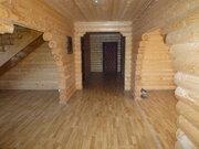 Готовый к проживанию бревенчатый дом у пруда - Фото 4