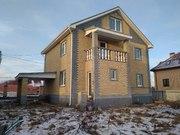 Продается 3 этажный дом , кирпич, участок 12 соток , г. Луховицы - Фото 1