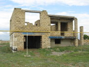 Не дострой общ.пл.200 м.кв.в Каменоломни , 7 км. от Евпатории , уч 8 с - Фото 1