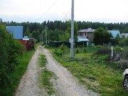 Участок 6,5 соток в д. Козино, СНТ Солнечное.