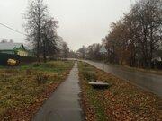 Земельный участок 14 с. поселок Мещерское, Чеховский район - Фото 1