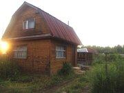Продается дача на участке 6 сот, от МКАД 110 км по Ленинградскому ш,