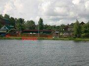 Участок 8 соток на 1-й линии залива р.Волга - Фото 1