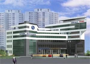 Бизнес-центры Минск - Бизнес центр, г. Минск, Сурганова ул. - Фото 1