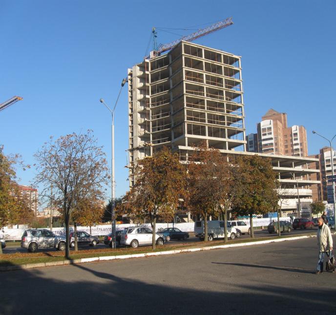 Бизнес-центры Минск - Бизнес центр, г. Минск, Гамарника ул. - Фото 1