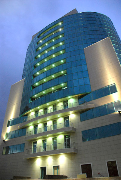Бизнес-центры Астана - Бизнес центр №2 Авиаценна, г. Астана, ул. Родниковая, 1 - Фото 1