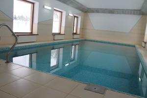 Дом с баней и бассейном на сутки