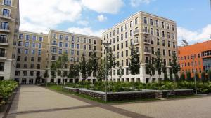 I'M на Садовом -77 кв.м, 2 спальни, кабинет, кухня