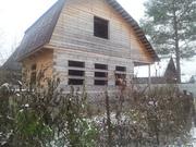 Дом из бруса в СНТ под г. Клин Ленинградское шоссе